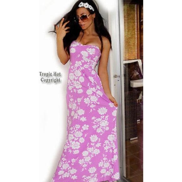 Aeropostale Dresses & Skirts - Summer floral dress size S